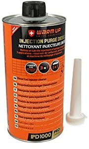 Nettoyant injecteur professionnel diesel Warm Up
