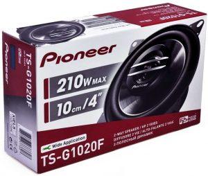 Haut parleur voiture Pioneer Boxe Auto TS-G1320F