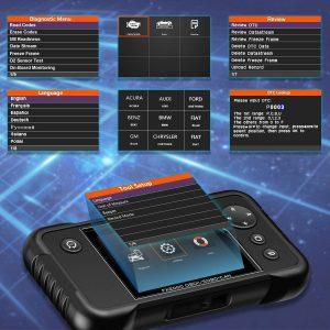 valise diagnostic Ancel FX2000