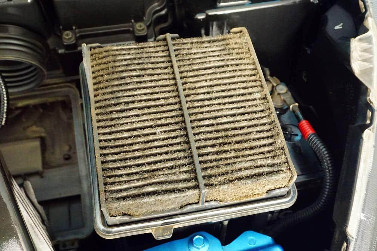 filtre à air sport moteur voiture