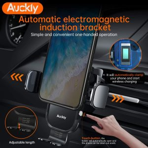 Le chargeur induction voiture Auckly