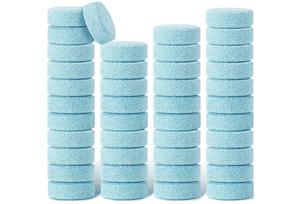 Test et avis sur la pastille lave glace effervescente Blulu