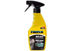 Test et avis sur l'anti buée pare brise en spray Rain-X
