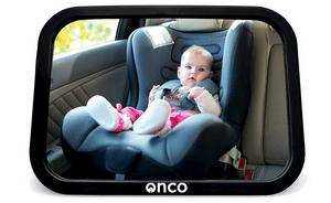 Test et avis sur le rétroviseur de surveillance bébé Onco