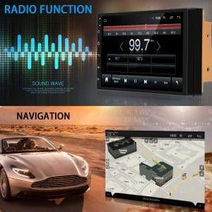 autoradio Android Ankeway RDS