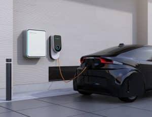 borne de recharge chez vous