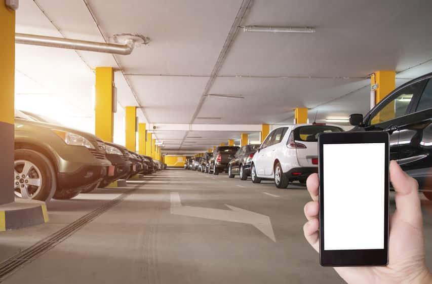 service de gestion de parking
